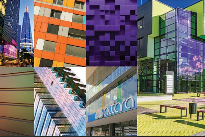 kleuren en architectuur
